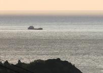 В Черном море затонул теплоход с металлоломом, экипаж спасен, фото — «Рекламы Черноморского»