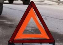 На Керченской трассе разлив масла превратил дорогу в каток, фото — «Рекламы Фороса»
