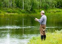 Любительская рыбалка в России останется бесплатной, фото — «Рекламы Щелкино»