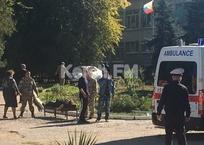Все-таки теракт: в Керченском политехе взорвали бомбу - СМИ, фото — «Рекламы Фороса»