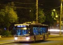 Севастопольские троллейбусы перейдут на «ночной тариф», фото — «Рекламы Севастополя»