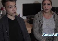 «Двойник» стрелка из Керчи обратился в полицию из-за угроз (ВИДЕО), фото — «Рекламы Черноморского»