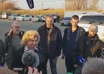 Семерых россиян с судна «Норд» обменяли на украинских моряков ВИДЕО, фото — «Рекламы Джанкоя»