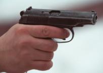 АЗС на трассе на ЮБК ограбили двое мужчин в камуфляже и с пистолетом, фото — «Рекламы Ялты»