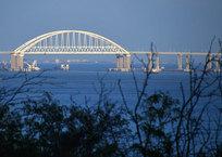 """Проседание Крымского моста, о котором """"трубят"""" украинские СМИ, назвали мифом, фото — «Рекламы Крыма»"""