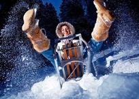 Зимние развлечения в Крыму: куда поехать с детьми и шумной кампанией, фото — «Рекламы Крыма»