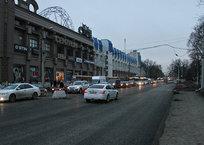 Пять полос в «бутылочное горлышко»: тест улицы Севастопольской в Симферополе, фото — «Рекламы Крыма»