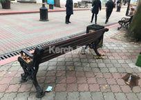 Неизвестные раскидали фальшивые тысячи рублей по центру Керчи, фото — «Рекламы Крыма»
