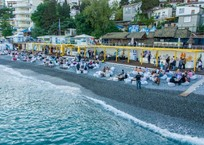 Два пляжа Крыма вошли в ТОП-10 лучших в России, фото — «Рекламы Симферополя»
