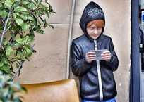 В Крыму школьники стали жертвами рассылки о смерти (18+), фото — «Рекламы Крыма»