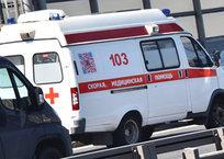 На Крымской трассе легковушка протаранила грузовик – водителя зажало в авто, фото — «Рекламы города Саки»