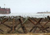 Украина разворачивает временные блокпосты ВМС в Азово-Черноморском регионе, фото — «Рекламы Черноморского»
