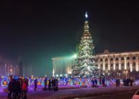 Стала известна полная программа новогодних мероприятий в Симферополе, фото — «Рекламы Симферополя»