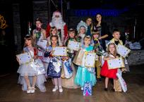 19 декабря в Севастополе прошли «Новогодние гуляния на Николин день» и конкурс «Зимние Принцы и Принцессы Крыма», фото — «Рекламы Севастополя»