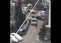 В Севастополе эвакуируют машины из дворов, фото — «Рекламы Севастополя»
