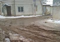 """В крымской столице жалуются на появление грязевого """"кратера"""" ФОТО, фото — «Рекламы Симферополя»"""