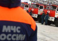 В Евпатории горел мусор в подъезде многоэтажки, фото — «Рекламы Крыма»