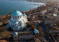 Набережная в Евпатории передана в собственность города, фото — «Рекламы Крыма»