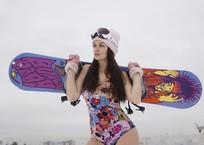 Не слушают МЧС: На Ай-Петри очереди из лыжников и сноубордистов, фото — «Рекламы Армянска»