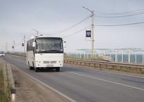 Маршрут есть - билетов нет: Жители крымских сел не могут легально оплатить проезд, фото — «Рекламы Симферополя»