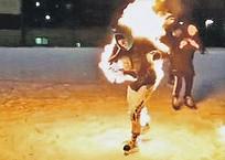 Крымчан предупредили о новой смертельной игре подростков - «Подожги друга», фото — «Рекламы Севастополя»