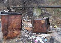 В Севастополе регулярно сваливают мусор вдоль дороги и сжигают его ФОТО, фото — «Рекламы Севастополя»