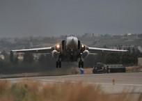 В Крыму 6 самолетов Су-24 сменили основные аэродромы на запасные, фото — «Рекламы Приморского»
