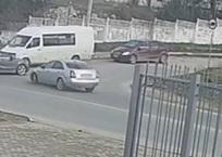 На проклятом перекрестке в Севастополе произошло тройное ДТП (ВИДЕО), фото — «Рекламы Севастополя»