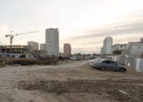 В севастопольском микрорайоне Омега появится новая сеть автомобильных дорог, фото — «Рекламы Севастополя»
