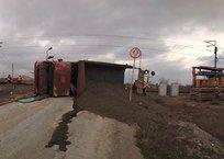 На железнодорожном переезде в Крыму дрезина столкнулась с грузовиком ФОТО, фото — «Рекламы Приморского»