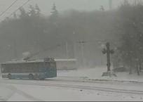 Зима не сдается: Ангарский перевал в Крыму засыпает снегом, фото — «Рекламы Симферополя»