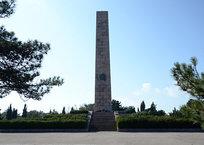 Парк Обелиск памяти на Фиоленте застраивают коттеджами ФОТО, фото — «Рекламы Севастополя»