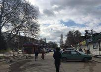 При въезде на площадь 50-летия СССР в Севастополе появится КПП - ФОТО, фото — «Рекламы Севастополя»