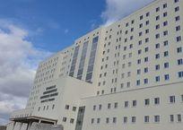 Новую крымскую республиканскую больницу планируют сдать уже в сентябре, фото — «Рекламы Симферополя»