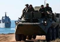 Россия усилила войсковую группировку в Крыму, фото — «Рекламы Симферополя»