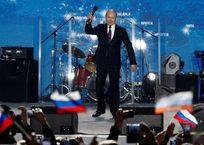 В Севастополе ждут Путина, фото — «Рекламы Севастополя»