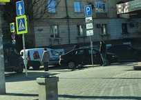 В Севастополе сбили подростка на велосипеде, фото — «Рекламы Севастополя»