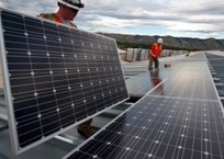На крыше строящегося детского садика в Севастополе установят 75 солнечных батарей, фото — «Рекламы Севастополя»