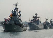 Демонстрация кораблей и военной техники Черноморского флота пройдёт в Севастополе, фото — «Рекламы Севастополя»