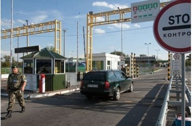 Украина увеличит количество пограничников и собак на админгранице с Крымом, фото — «Рекламы Алушты»