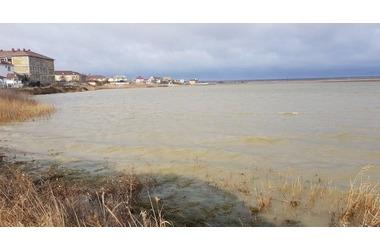 Власти Феодосии отказались от застройки озера, фото — «Рекламы Крыма»