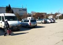 Севастопольцы требуют парковку и свободный въезд на площадь 50-летия СССР, фото — «Рекламы Севастополя»