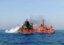 Пропавших моряков с горевших в Крыму танкеров признают погибшими, фото — «Рекламы Партенита»