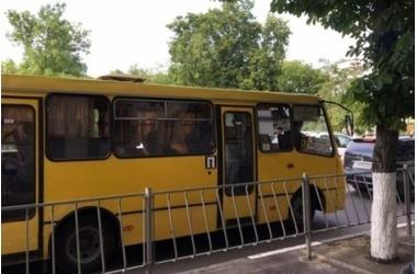 СМИ: Крымские перевозчики устроили саботаж 16 и 18 марта, фото — «Рекламы Партенита»