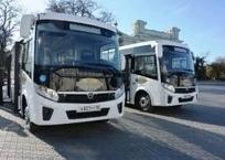 Стоимость проезда в евпаторийских автобусах увеличится на 4 рубля, фото — «Рекламы Крыма»