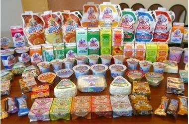 Завоз белорусских продуктов в Крым попал под спецконтроль, фото — «Рекламы города Саки»