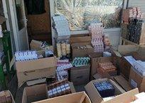 Контрафакт на миллион: у бизнесмена в Крыму изъяли почти 16 тыс пачек сигарет, фото — «Рекламы Крыма»