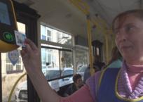 С сегодняшнего дня бесплатный проезд в Севастополе только по ЕГКС, фото — «Рекламы Севастополя»