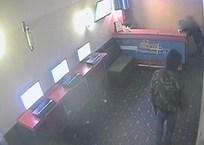 Появилось видео вооруженного налета на букмекеров в Крыму, фото — «Рекламы Симферополя»