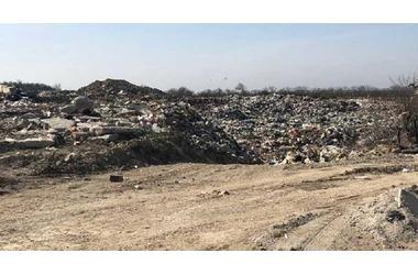 В Крыму со свалки утащили тысячи тонн земли, фото — «Рекламы Алушты»